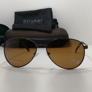 Other - New Stryker Polarized sunglass ST710Brown/Brown